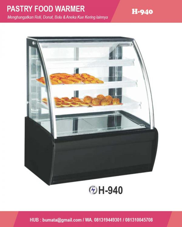 Pastry Food Warmer H-940