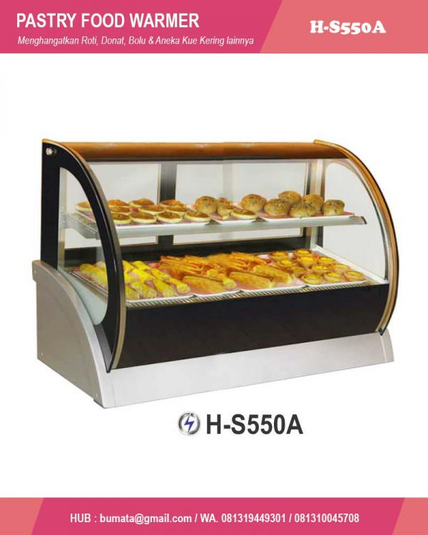 Pastry Food Warmer H-S550A