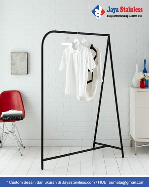 Rak gantungan baju JSRB-9 (Clothing Display Rack)