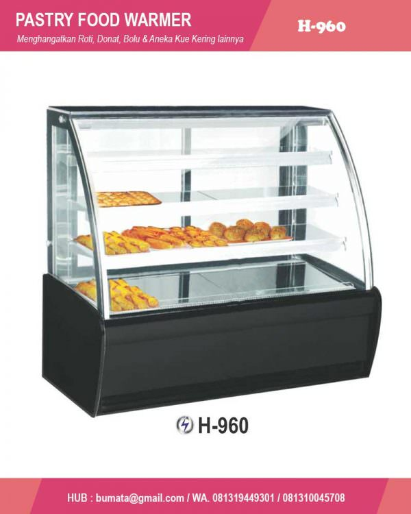 Pastry Food Warmer H-960