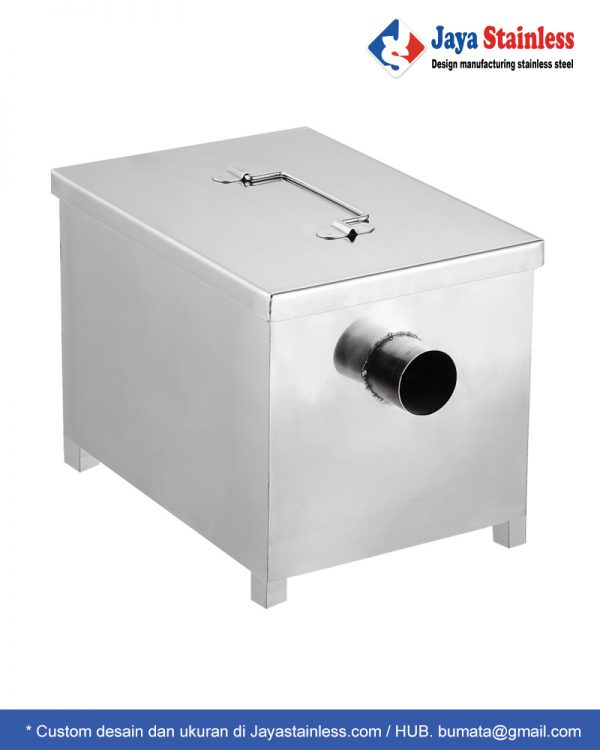 Grease trap stainless model standar